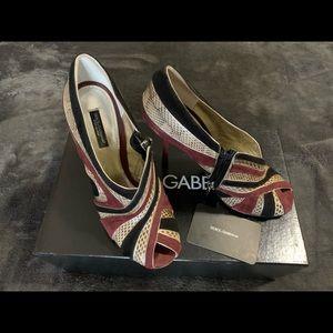Dolce & Gabbana Women's Shoes, Size 38